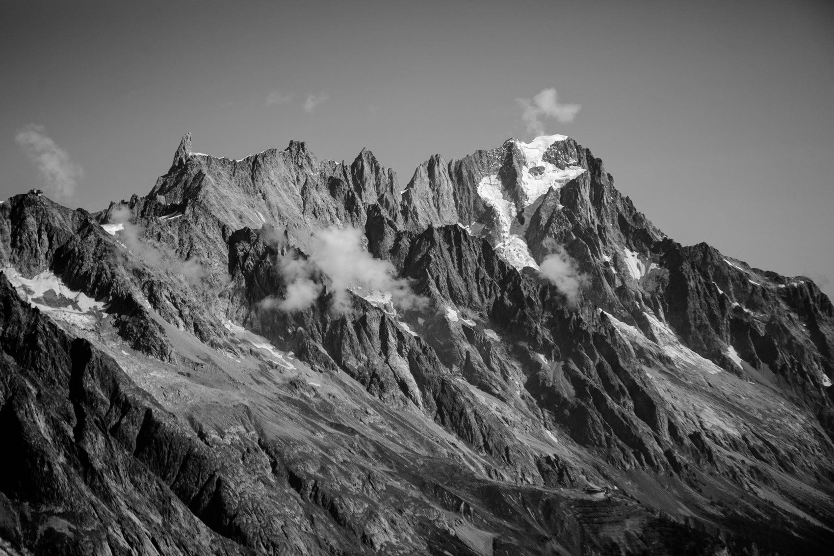 tour du Mont-Blanc photo trekking alpes