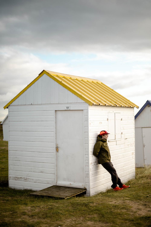 cabines de bain de Gouville-sur-mer