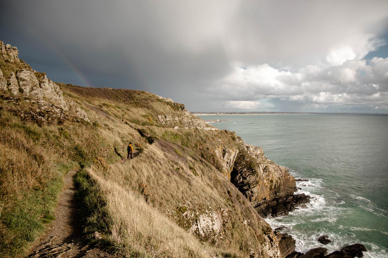 Cap Carteret à voir dans le Cotentin
