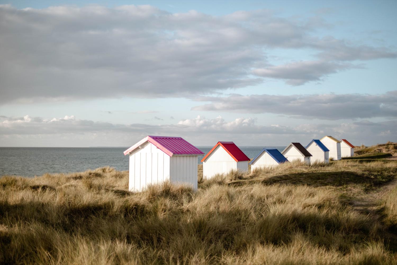 Gouville-sur-mer : visiter le Cotentin