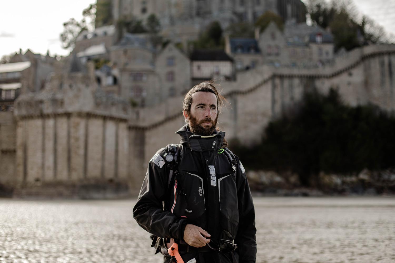 julien guide baie du Mont-Saint-Michel