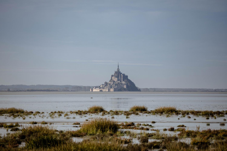 Mont-Saint-Michel site touristique de La Manche