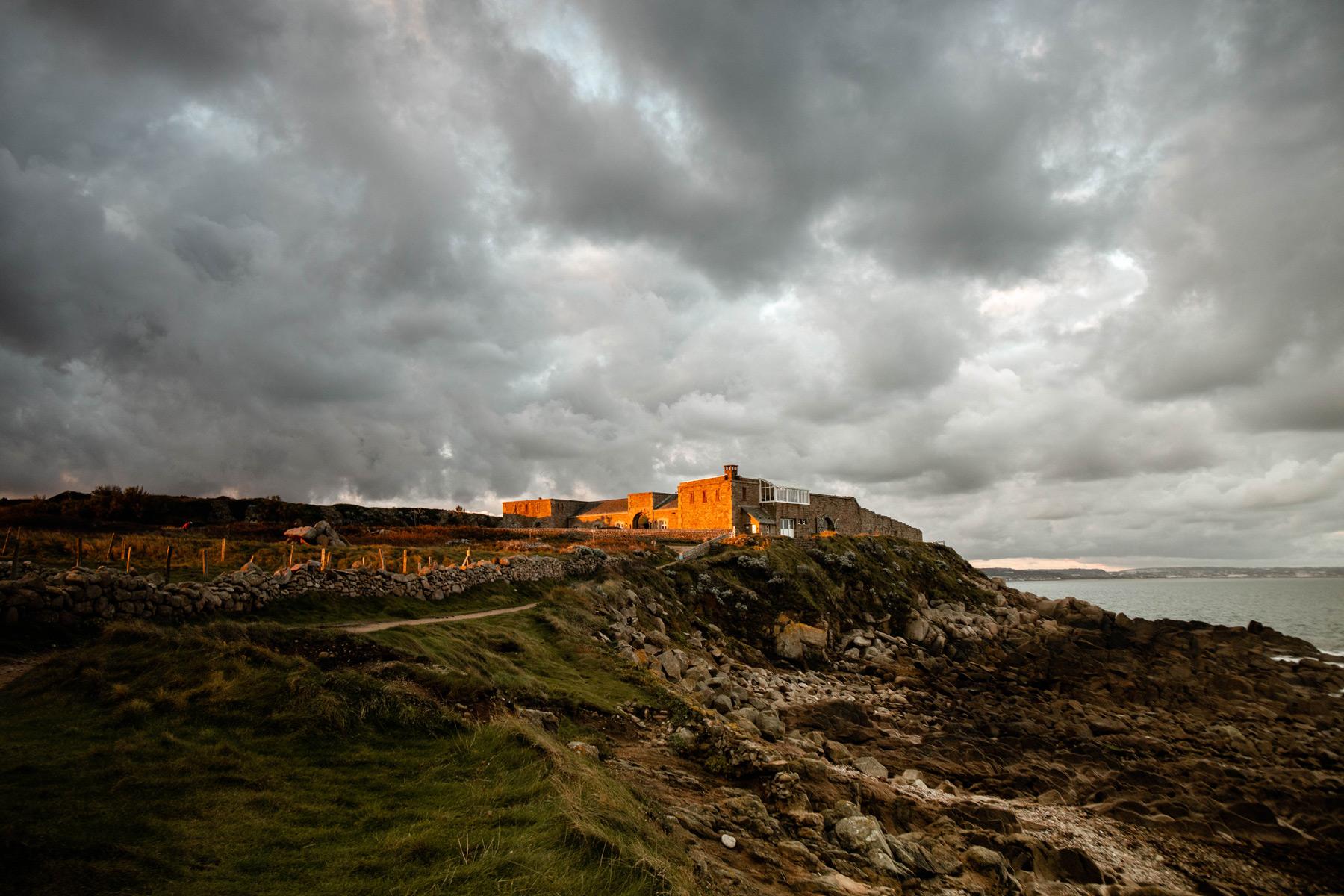 nuit insolite Cotentin : dormir dans un fort