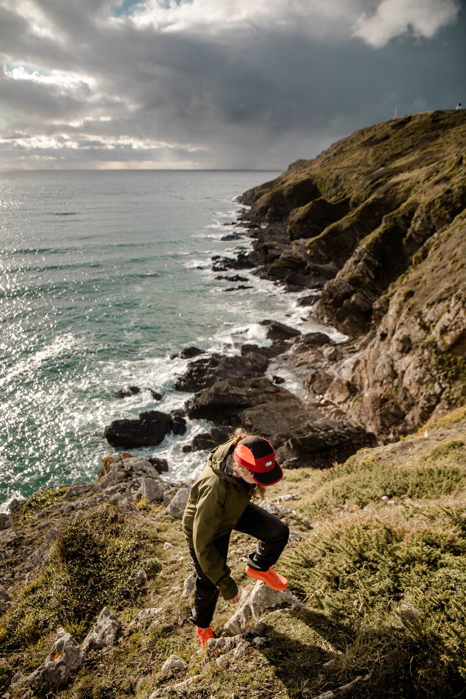 randonner sur le Cap Carteret Cotentin