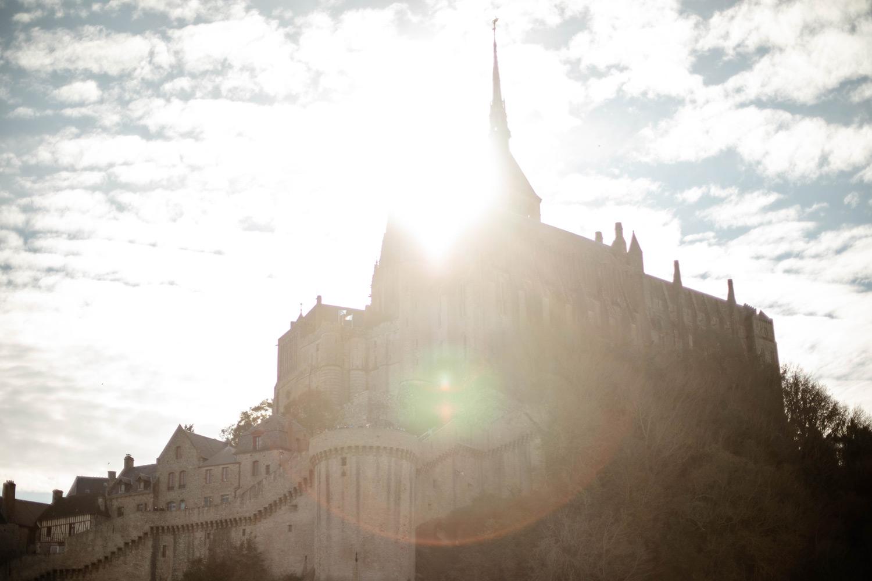 traverser la baie du Mont-Saint-Michel