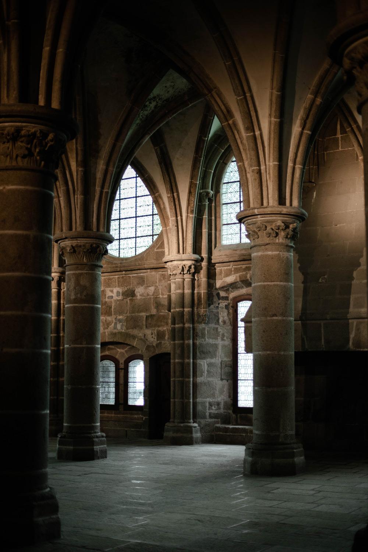visite Abbaye Mont-Saint-Michel