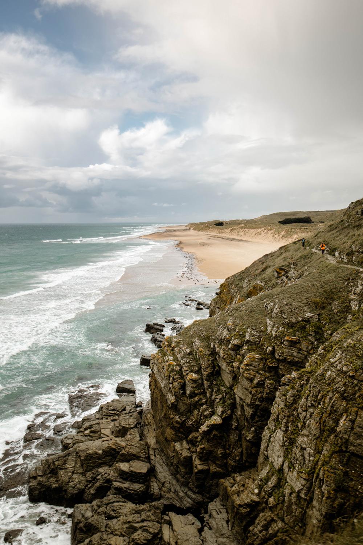visiter le Cotentin et le Cap Carteret
