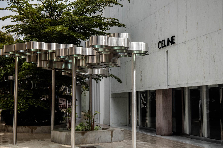 installation architecture Miami design district
