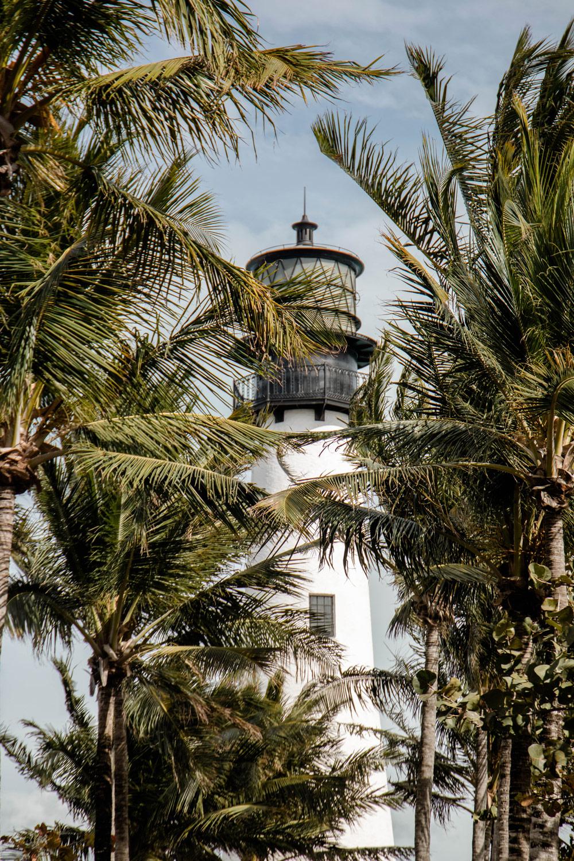 phare de cape florida key biscayne