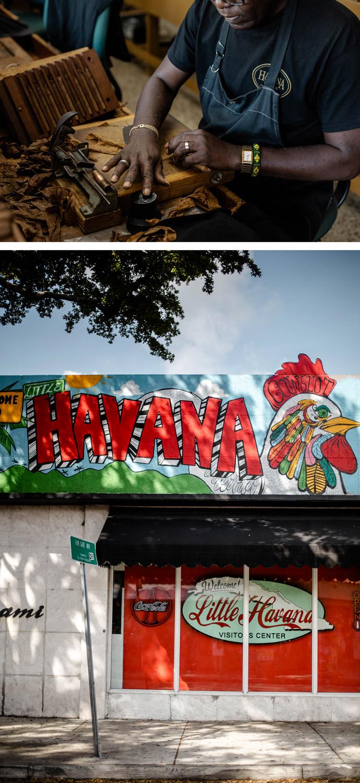 que faire à Miami : visiter little havana