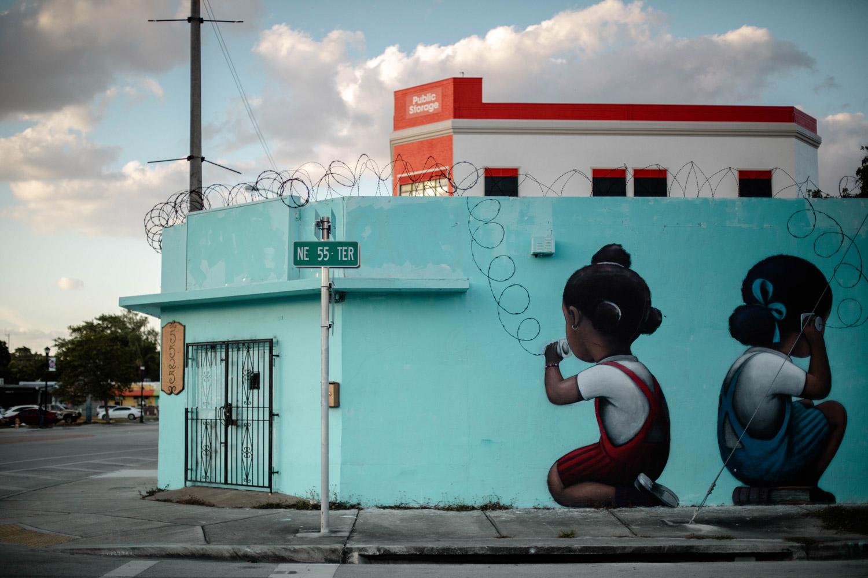 street art little haiti