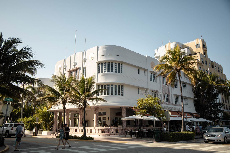 visiter quartier art deco de Miami Beach en francais