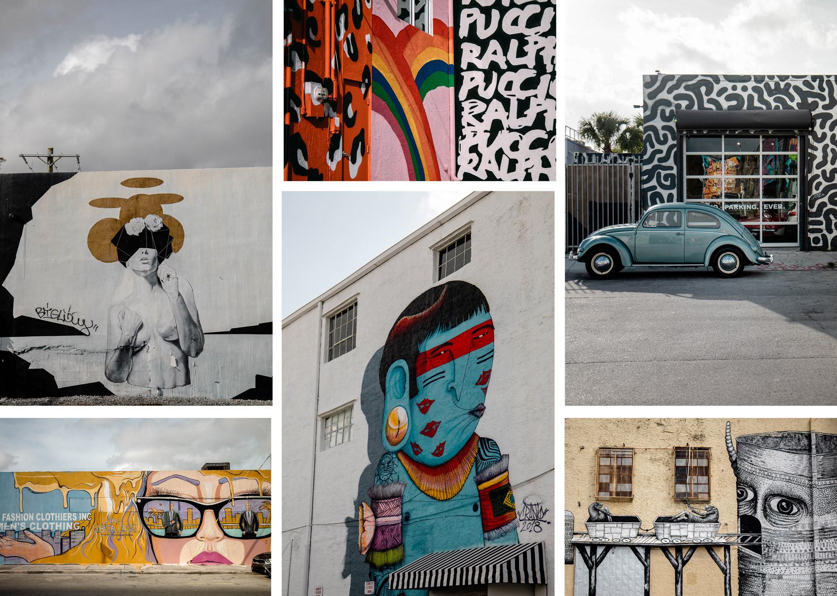 visiter Wynwood incontournable quartier de street art
