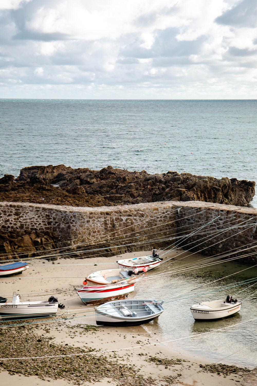 séjour dans le Cotentin à Port-Racine