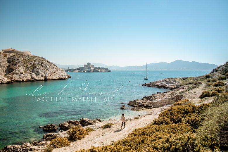 Les iles du Frioul — tout savoir sur l'archipel marseillais
