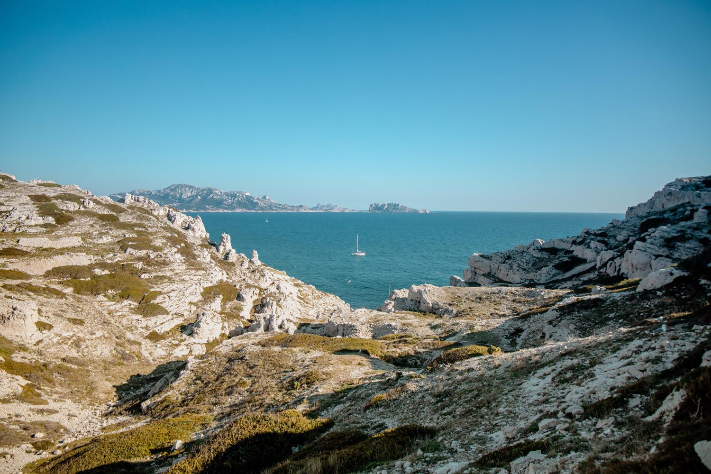 ile de Pomègues Marseille