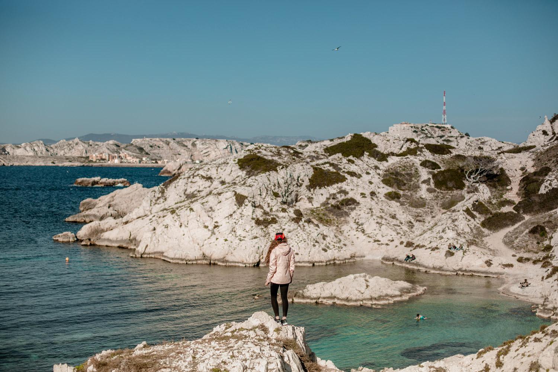 plus belles plages iles du frioul