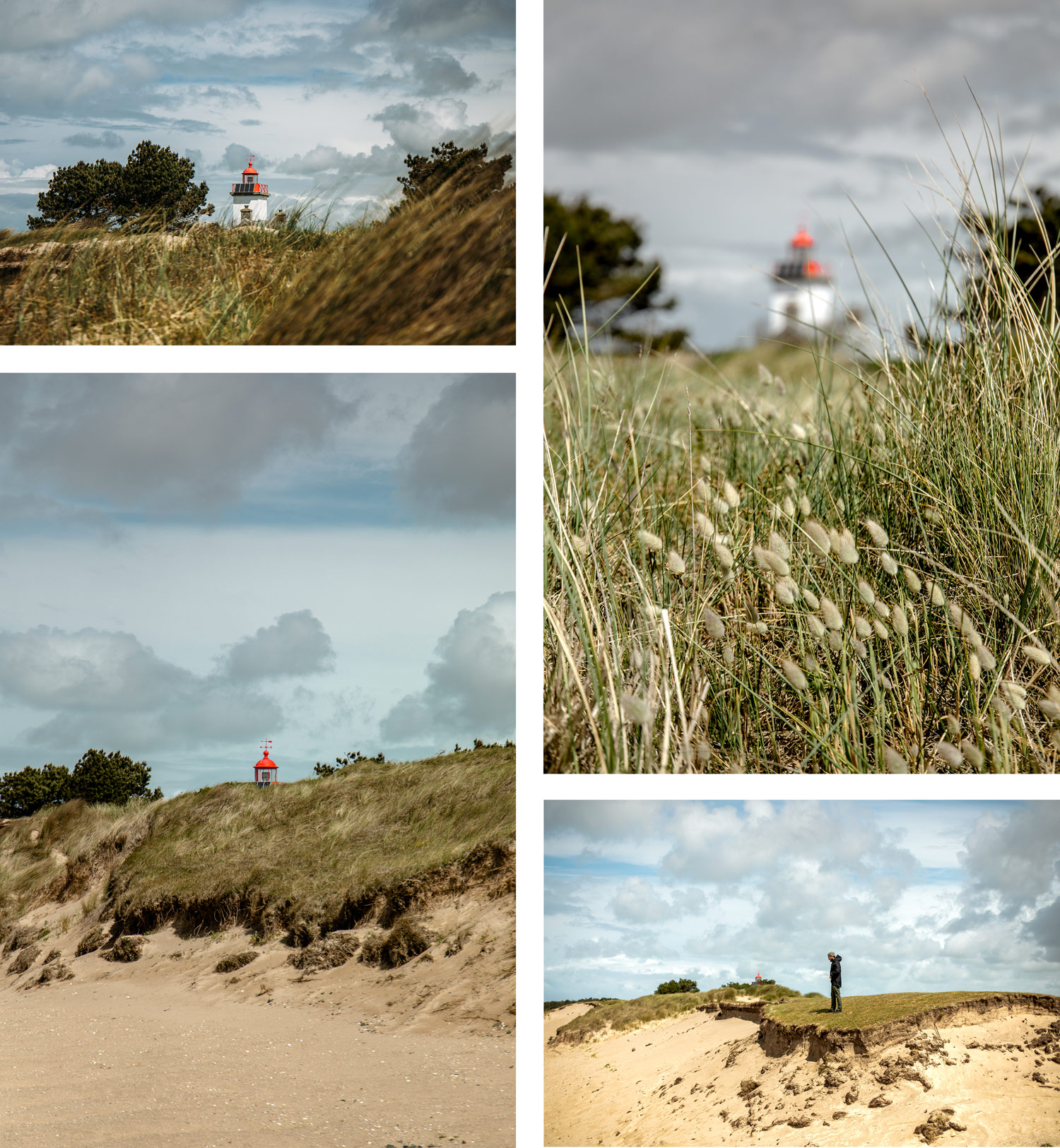 randonnée au phare de la pointe d'agon