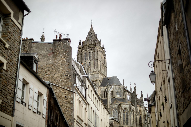 un séjour à Coutances dans la Manche