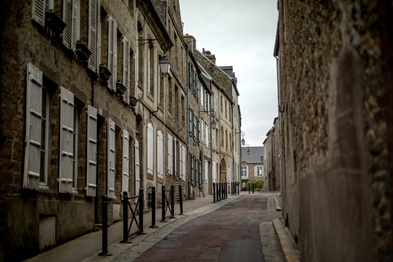visiter Coutances en Normandie