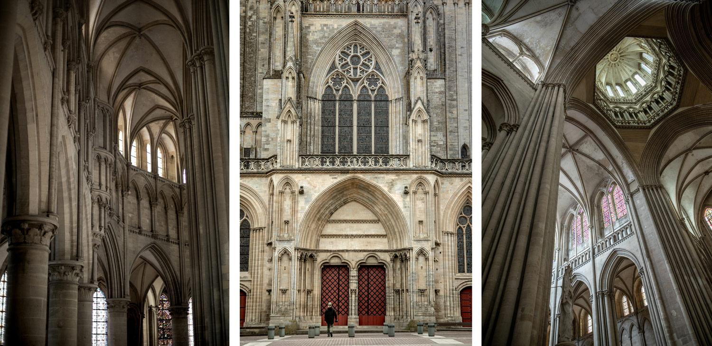 visiter la Cathédrale de Coutances