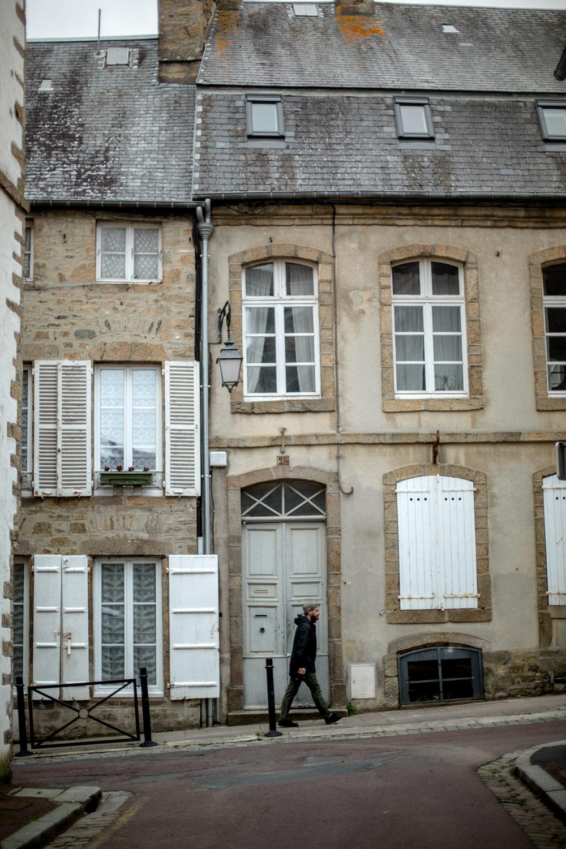 visiter la ville de Coutances au Cotentin