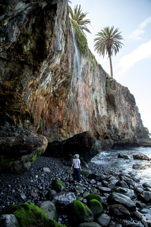 playa castro cascade secrete tenerife
