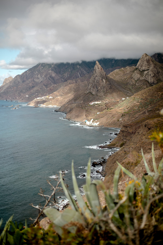 Afur-Taganana : plus beau sentier du parc Anaga Tenerife