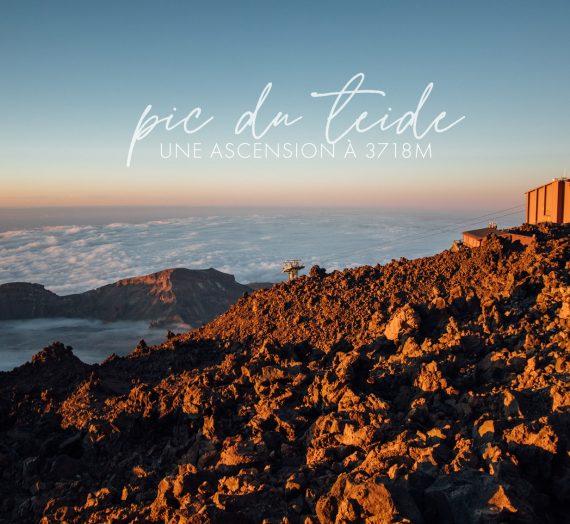 Tenerife — Réussir l'ascension du pic du Teide à 3718m