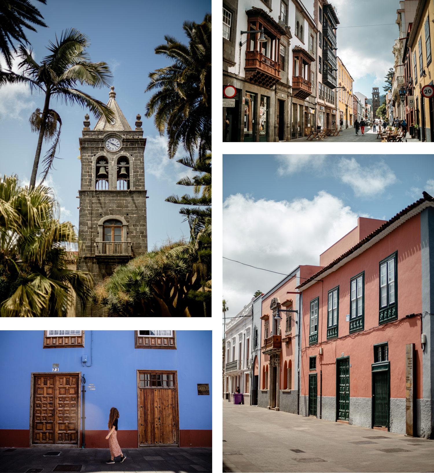 centro historico la laguna Tenerife