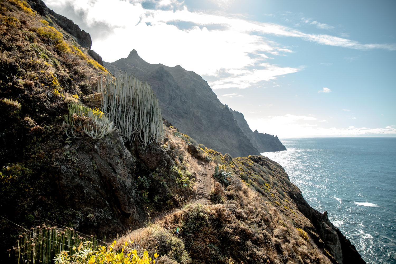 les plus belles randonnées Anaga