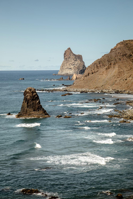 plage de benijo Anaga Tenerife