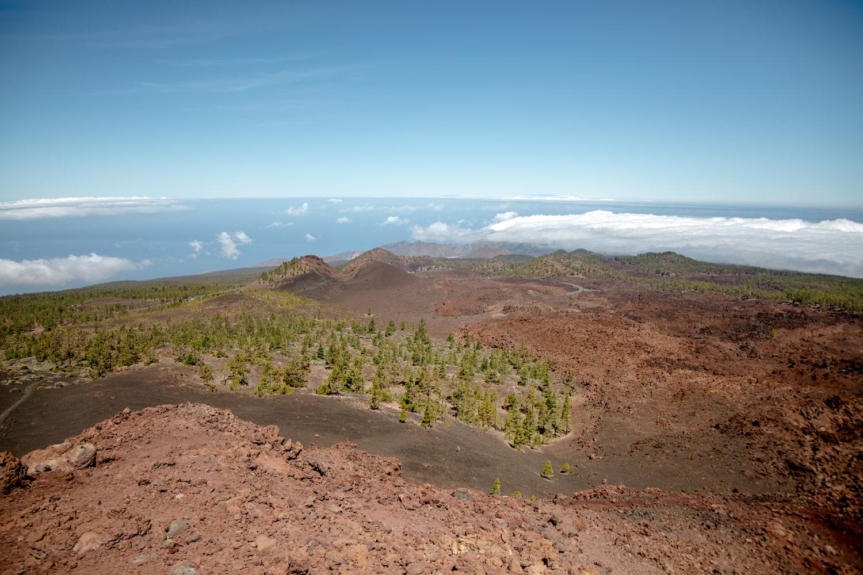 plus beaux paysages de Tenerife a voir en rando