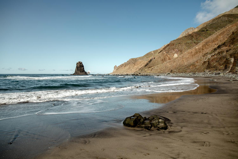 quelle plage voir a Tenerife