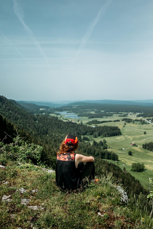 randonnée aux lacs de bellefontaine et des mortes gtj