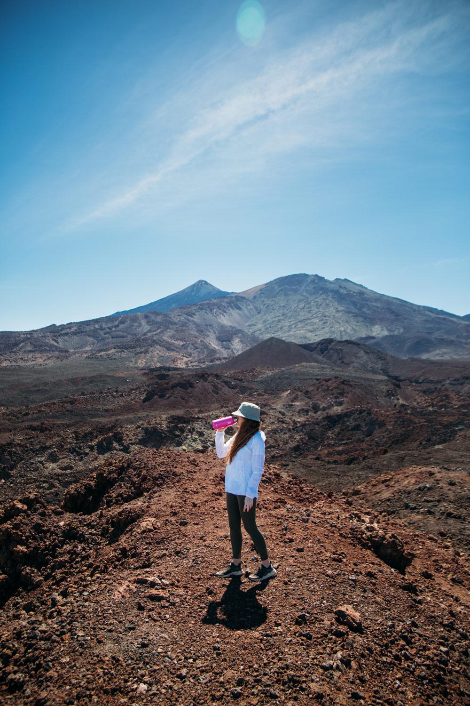 randonnée à Tenerife