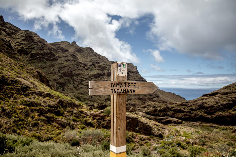 sentier de rando Afur Taganana