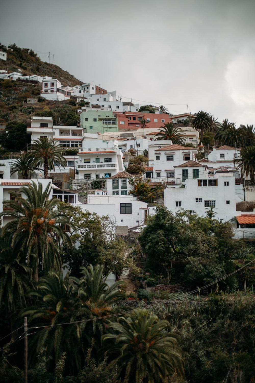 village typique anaga tenerife