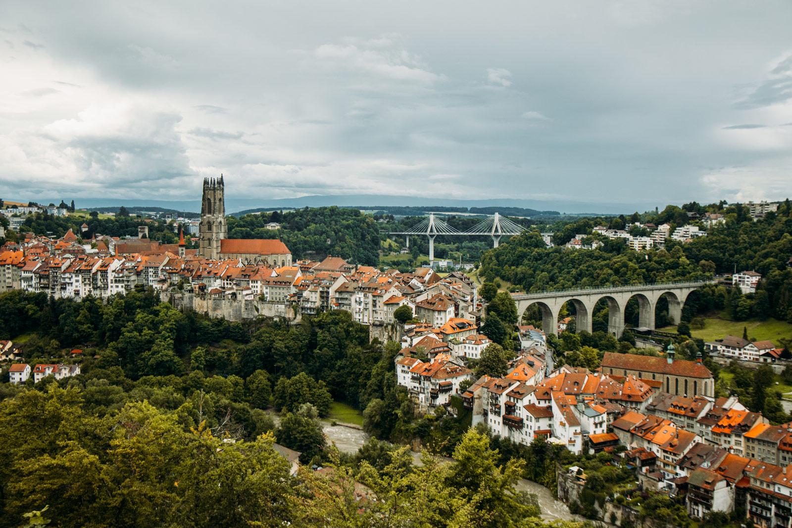 city guide fribourg en Suisse