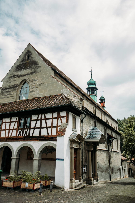 église saint-maurice-augustins à Fribourg