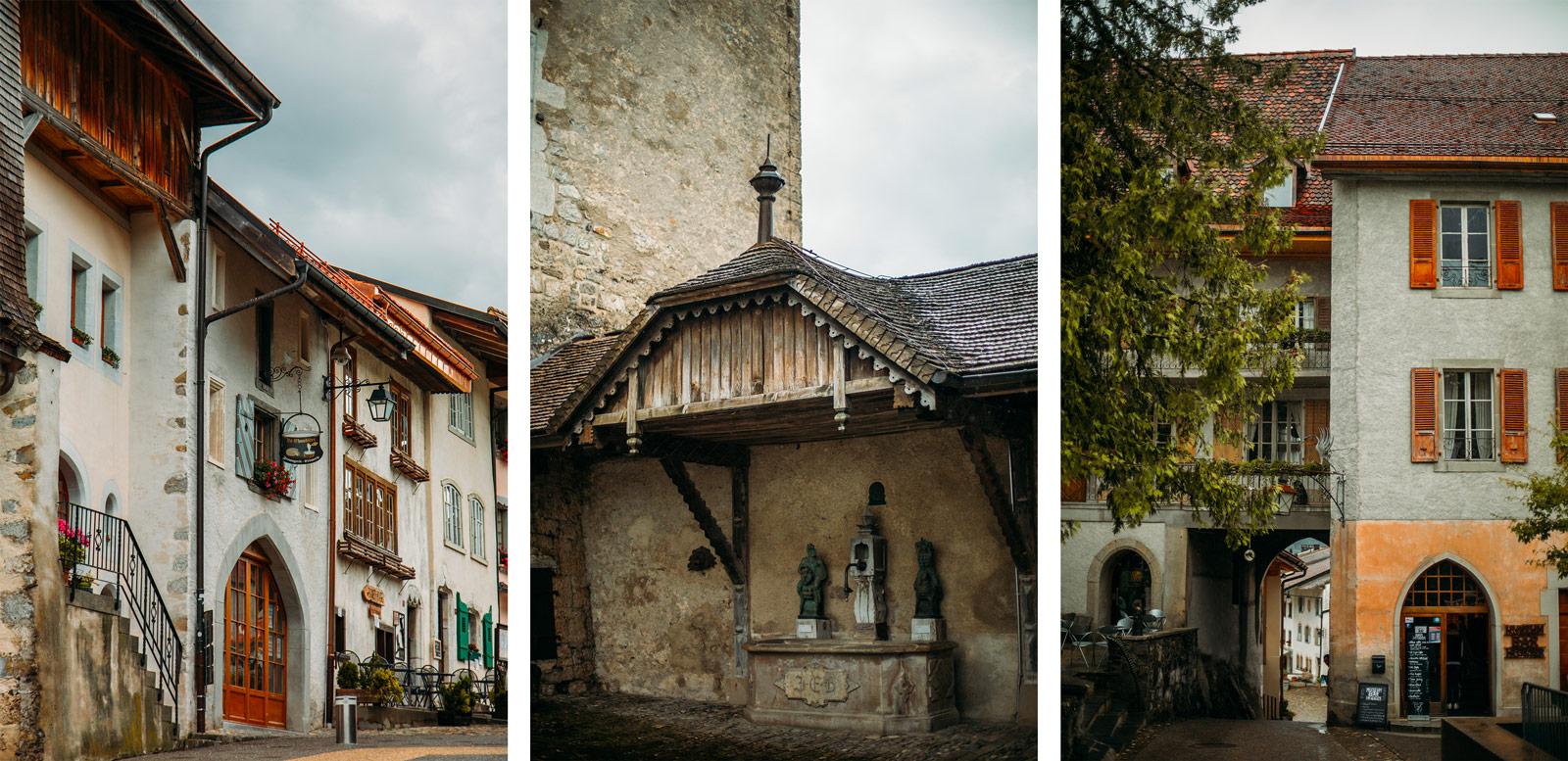 que voir à Gruyères en Suisse ?
