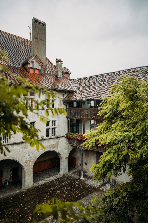 visite Gruyères chateau suisse