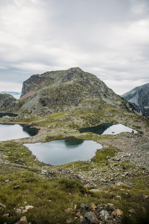 lacs robert randonnée en isère