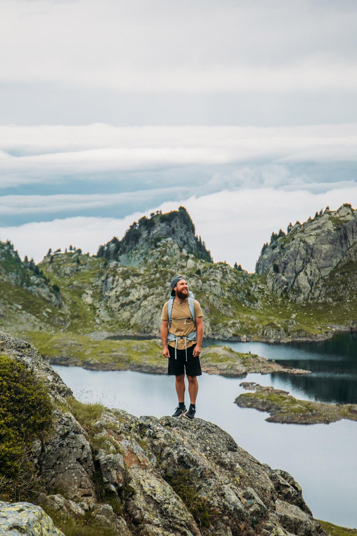 lacs robert randonnée massif de belledonne