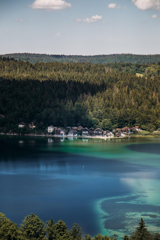 les plus beaux paysages des Montagnes du Jura