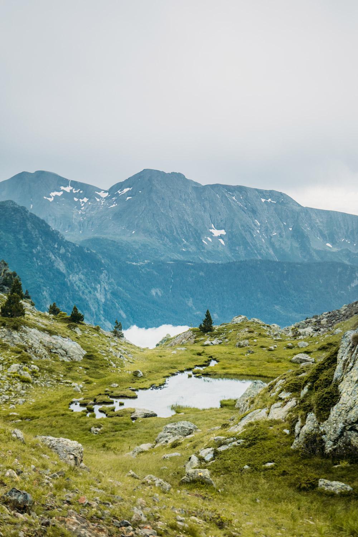 randonnée lacs Robert chamrousse blog