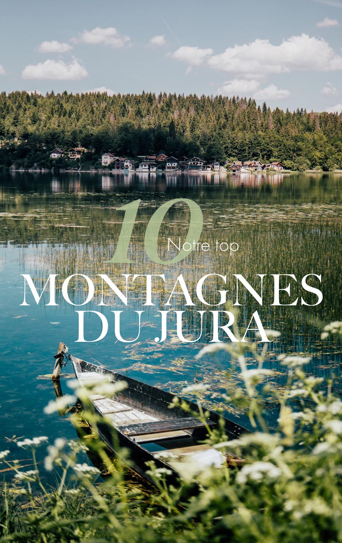 top 10 montagnes du jura