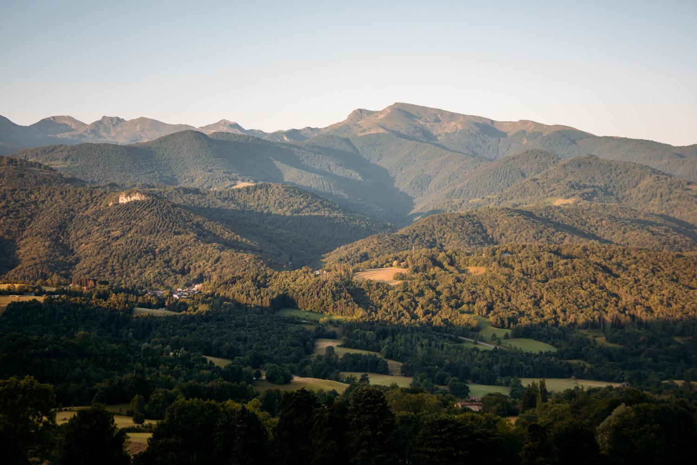 vallée de Roquefixade en Ariège