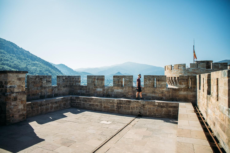 visiter le château de Foix
