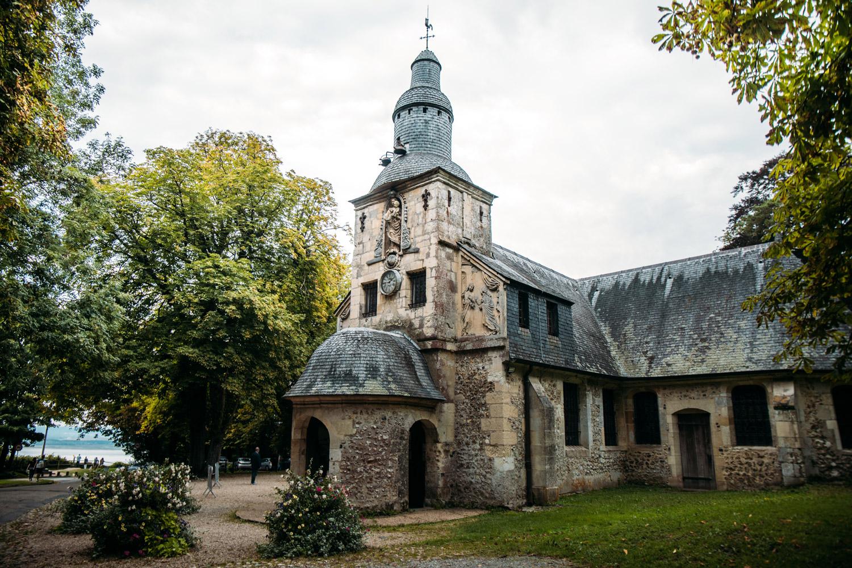 chapelle Notre-Dame-de-Grace Honfleur